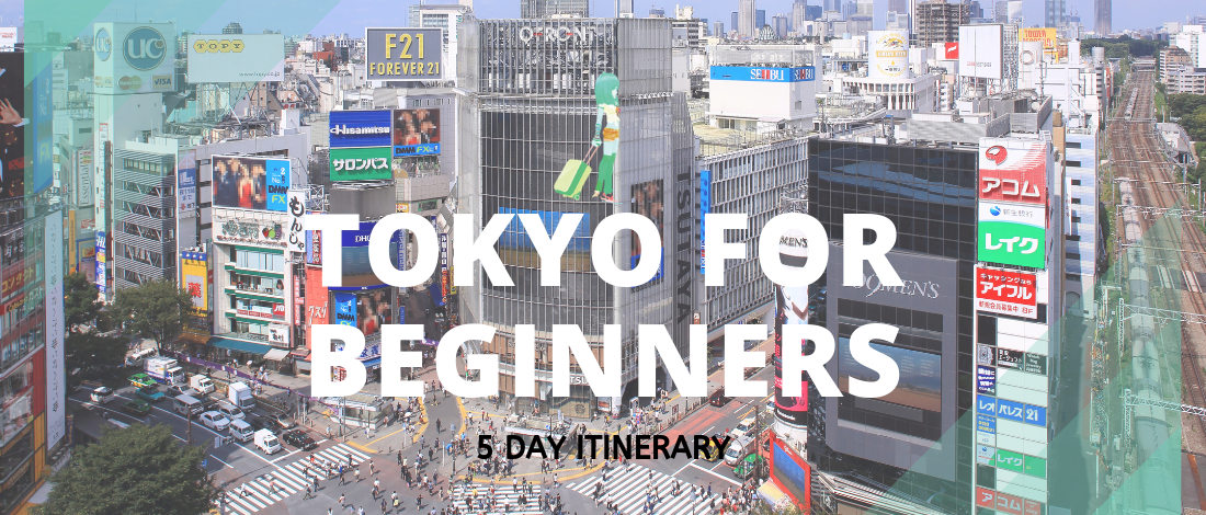 Tokyo for beginners